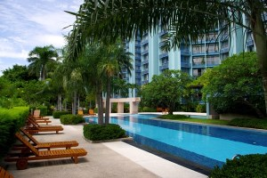 Project Bangkok Garden Apartments