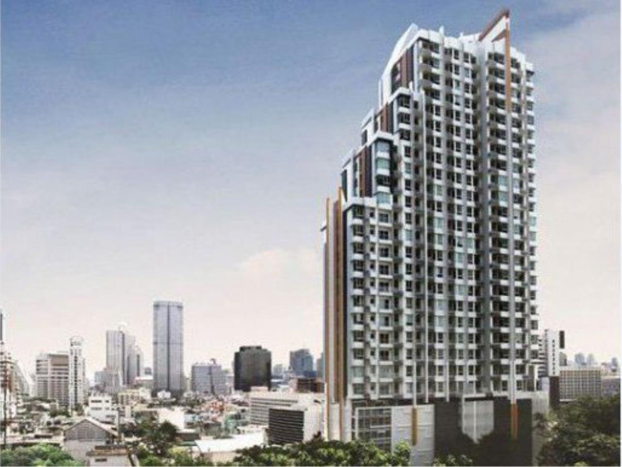 The One Residence Agency's Condo for Rent 1 Bedrooms at Life @ Sathorn 10 1