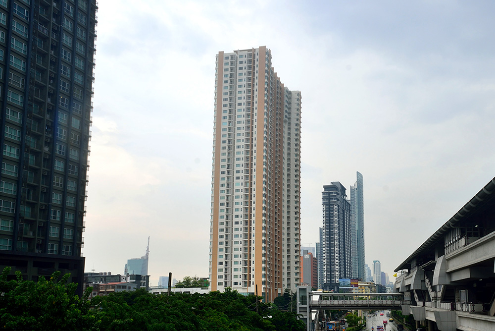 The One Residence Agency's condominium for rent at Villa Sathorn , 1BR , 1BA , 57SQM 1