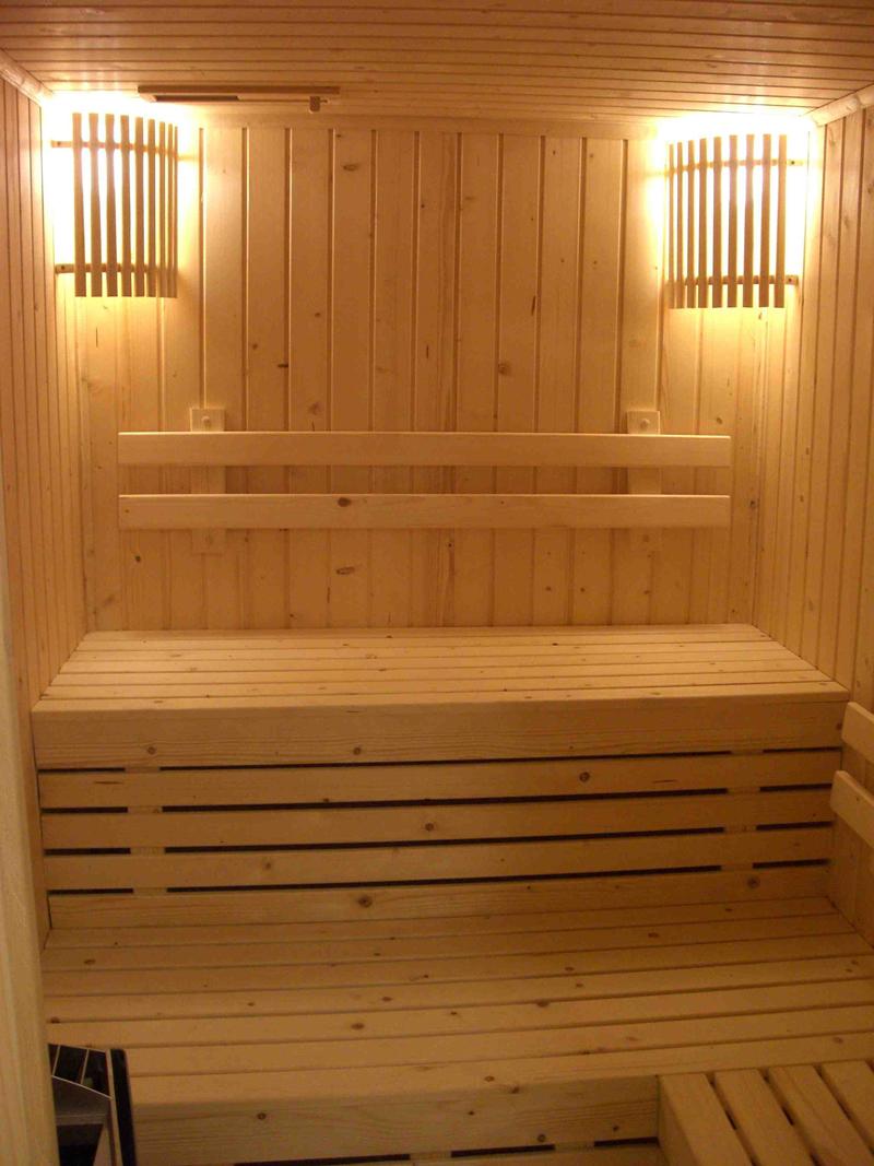 esmeralda sauna
