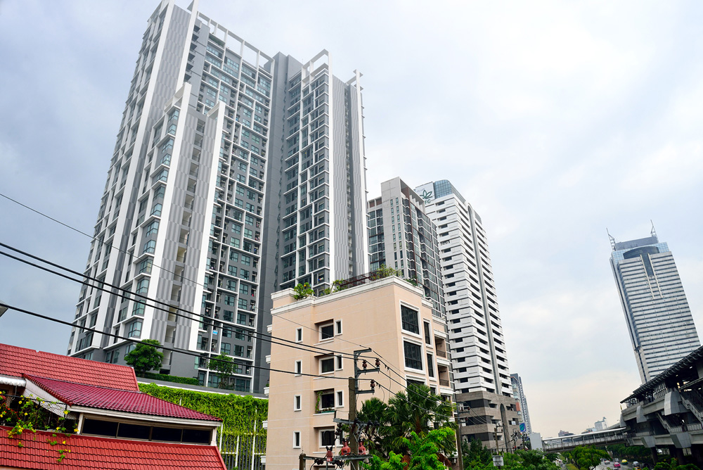 The One Residence Agency's Condo for Rent 2 Bedrooms at Ideo Mobi Sukhumvit 4