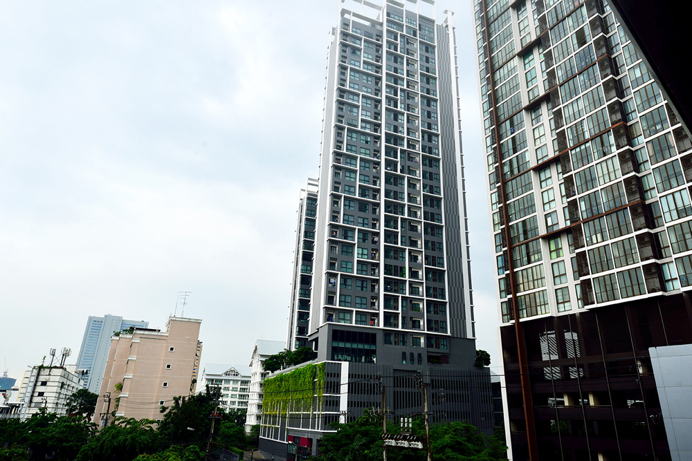 The One Residence Agency's Condo for Rent 1 Bedrooms at Ideo Mobi Sukhumvit 5