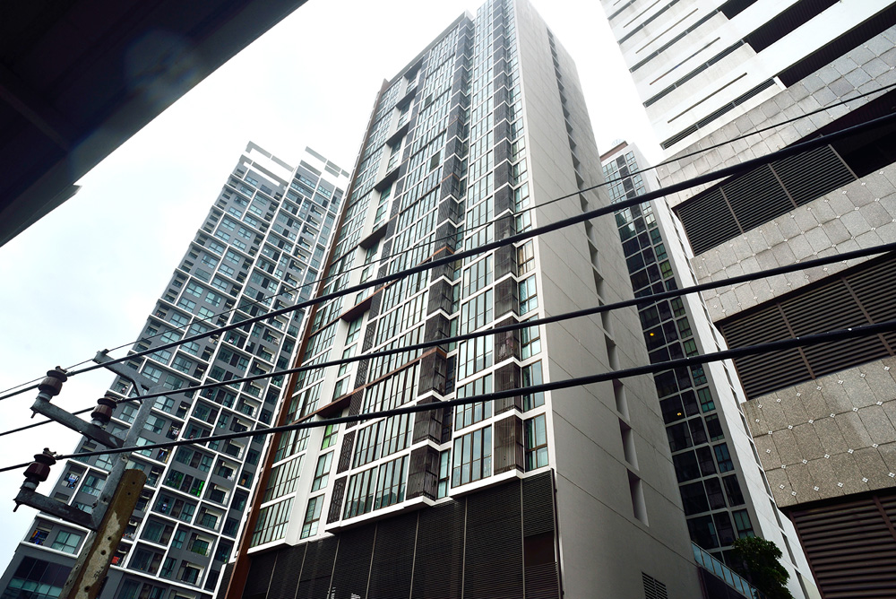 The One Residence Agency's Condo for Rent 2 Bedrooms at Ideo Mobi Sukhumvit 6