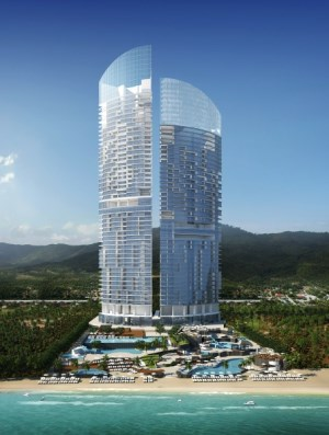 Project Centara Grand Residence