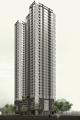 The One Residence Agency's Condo for Sale 2 Bedrooms at Noble Revolve Ratchada 8