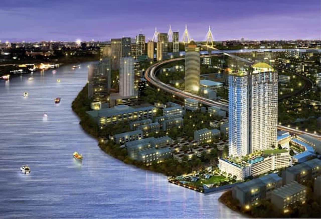 Shambhala Realty Agency's Supalai Prima Riva Condominium for Rent in Rama 3 1