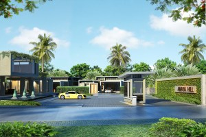 Project Amaya Hill