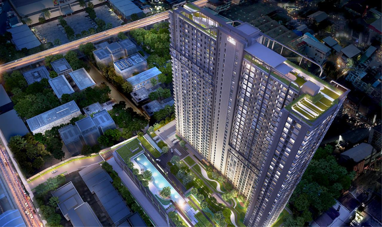 Agent - Chayoungkool Agency's The Line Wongsawang,Unit1153 ,1 Bedroom,32 SQM, 33 Floor 2