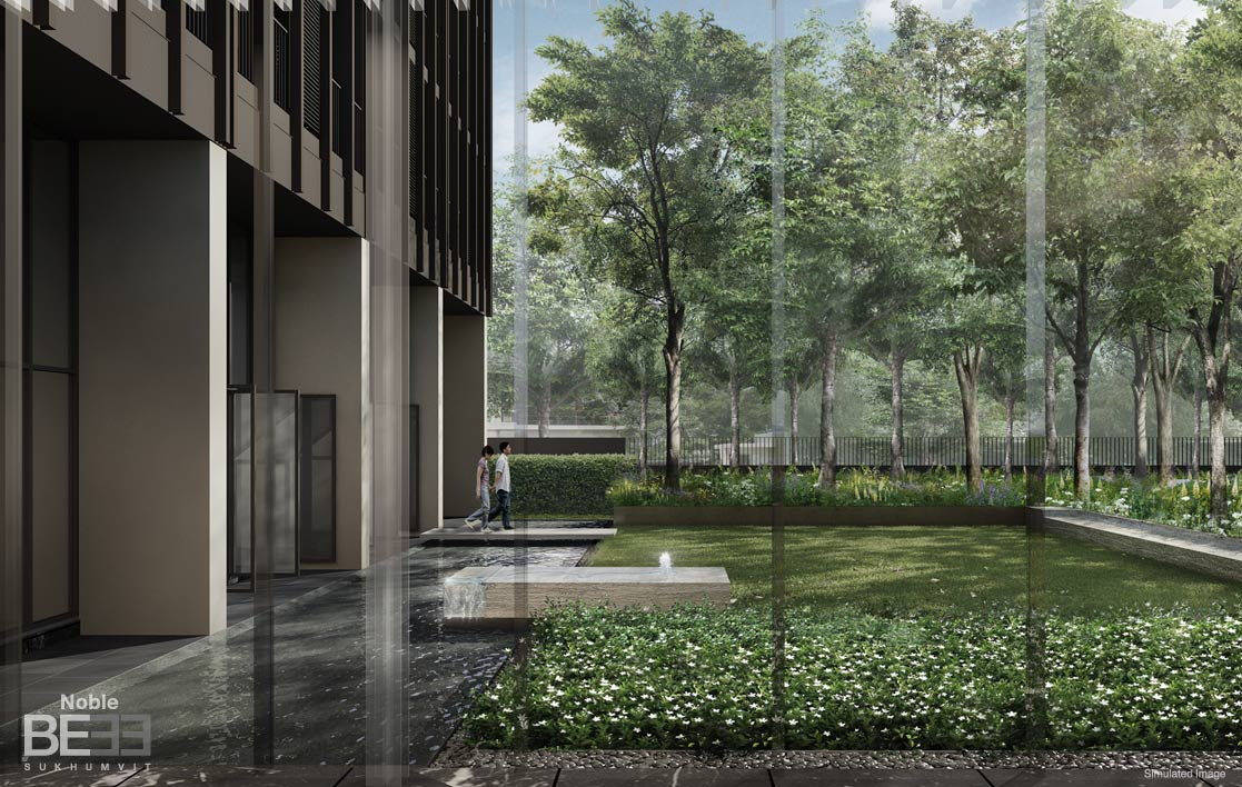 The One Residence Agency's Condo for Sale 1 Bedrooms at NOBLE BE33 2