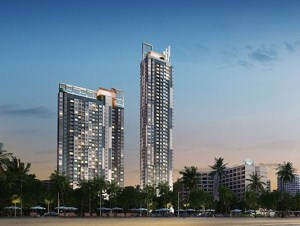 Project Centric Sea Pattaya