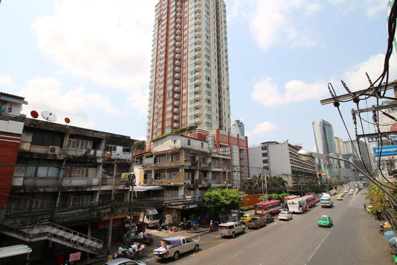 Bangkok Residential Agency's 1 Bed Condo For Rent in Chidlom BR1171CD 1