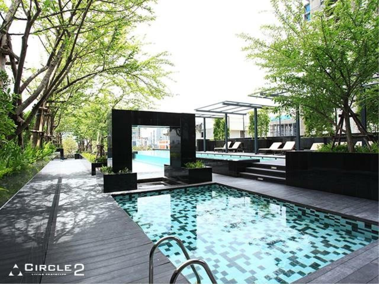 Bangkok Residential Agency's 3 Bed Condo For Rent in Petchaburi BR9982CD 7