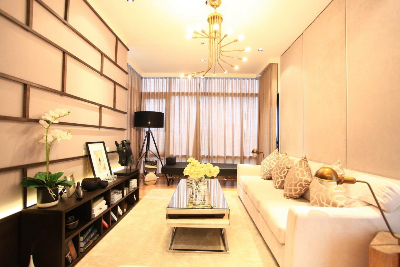 Bangkok Residential Agency's 3 Bed Condo For Rent in Petchaburi BR9982CD 11
