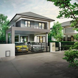 Project Areeya Villa