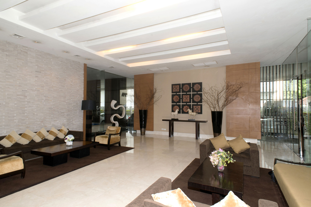 Shambhala Realty Agency's Sathorn Gardens Condominium for Rent in Sathorn 17