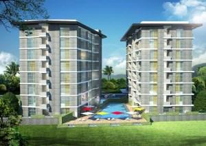 โครงการ City Garden Pratamnak