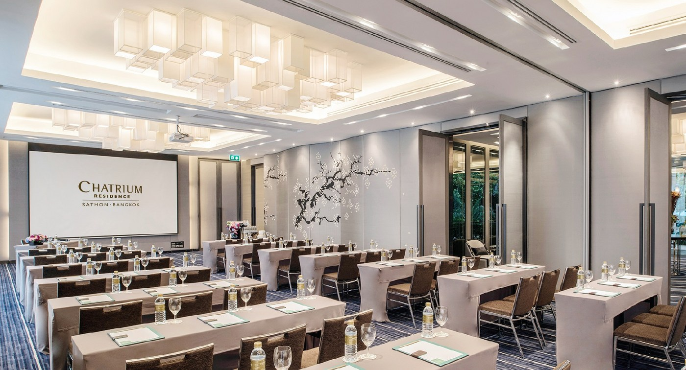 chatrium riverside sathorn meeting room 1