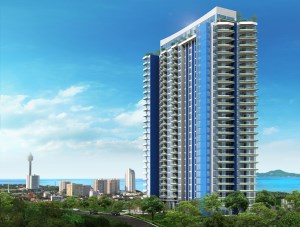 Project The Cliff Pattaya