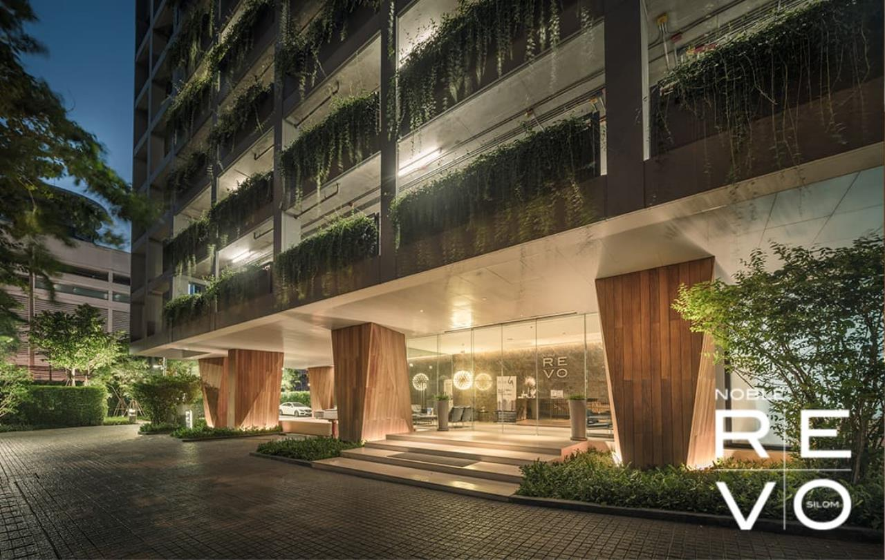 Propfit Agency's 1 Br Condo at Noble Revo Silom 1