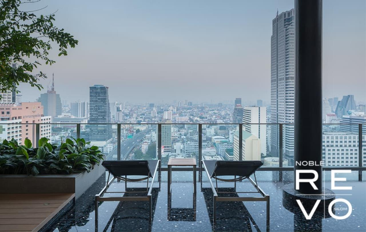 Propfit Agency's 1 Br Condo at Noble Revo Silom 3