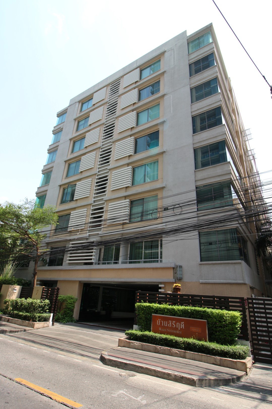 The One Residence Agency's Condo for Rent 2 Bedrooms 80 SQM. at Baan Siri Ruedee 2