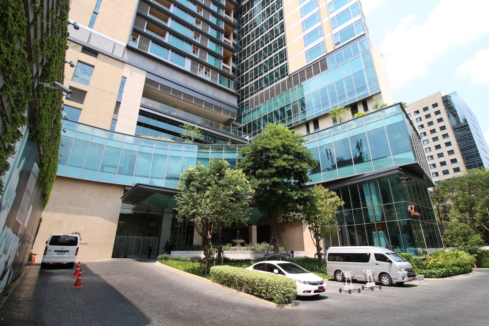 oriental residence facade 2
