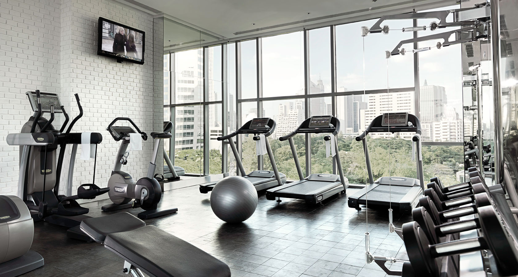 oriental residence fitness 1