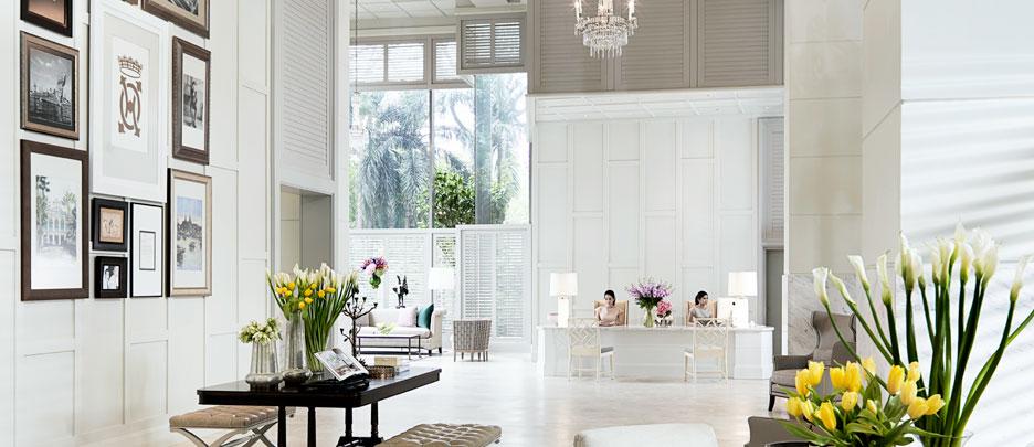 oriental residence lobby 2