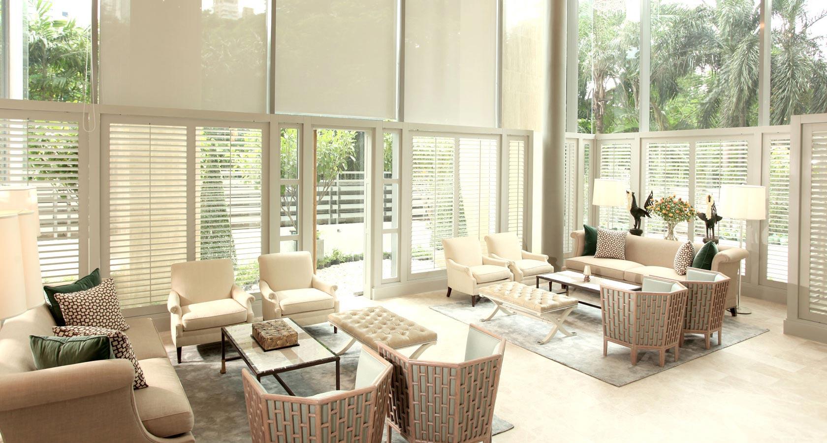 oriental residence lobby 5