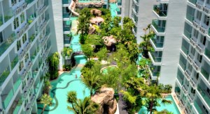 Project Amazon residence resort jomtien