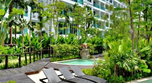 Amazon residence resort jomtien