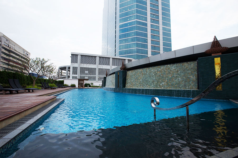 The One Residence Agency's condominium for rent at Chamchuri Square Residence , 3BR , 4BA , 202SQM 2