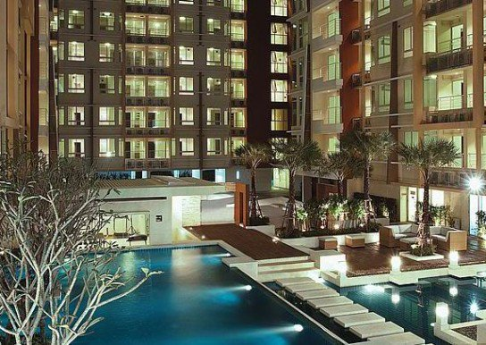 Shambhala Realty Agency's Ivy Ratchada Condominium for Rent in Suthisan 1