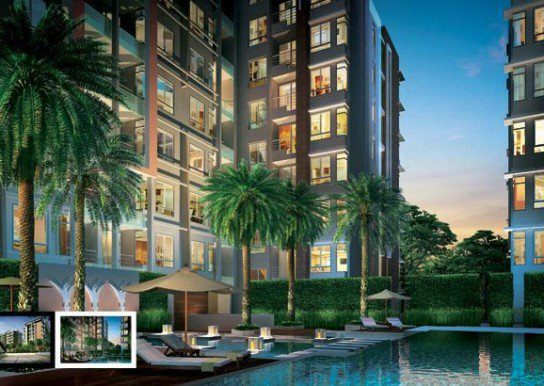 Shambhala Realty Agency's Ivy Ratchada Condominium for Rent in Suthisan 2