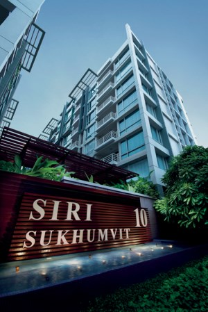 โครงการ Baan Siri Sukhumvit 10