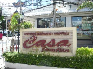 Project Casa Jomtien condominium
