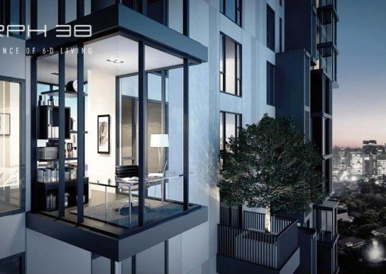 The One Residence Agency's Condo for Rent 1 Bedrooms at Ideo Morph 38 3