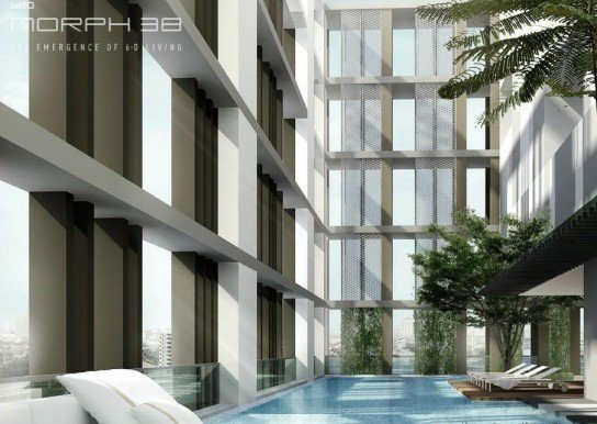 The One Residence Agency's Condo for Rent 1 Bedrooms at Ideo Morph 38 2