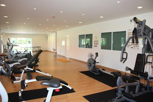 bang sarey nordic resort facility fitness 1