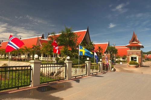 bang sarey nordic resort main 1
