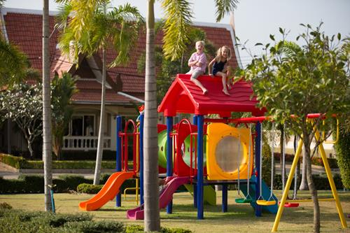 bang sarey nordic resort playground 1