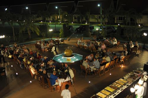 bang sarey nordic resort restaurant 1
