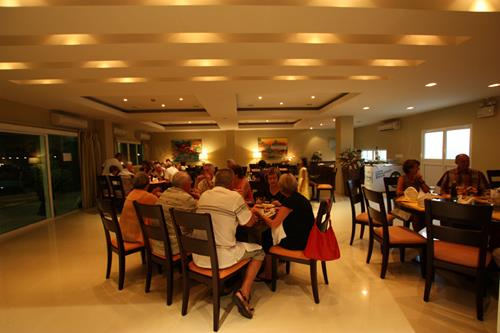 bang sarey nordic resort restaurant 2