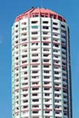 The Fifty Fifth Tower