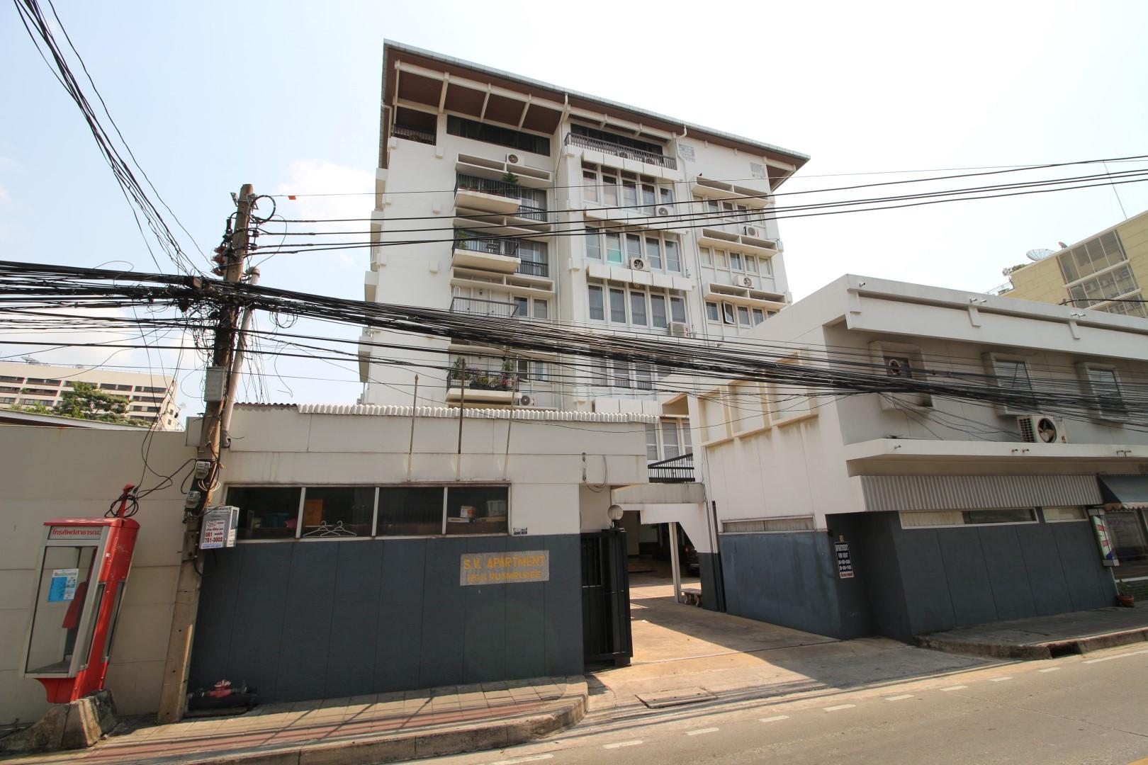sv apartment facade