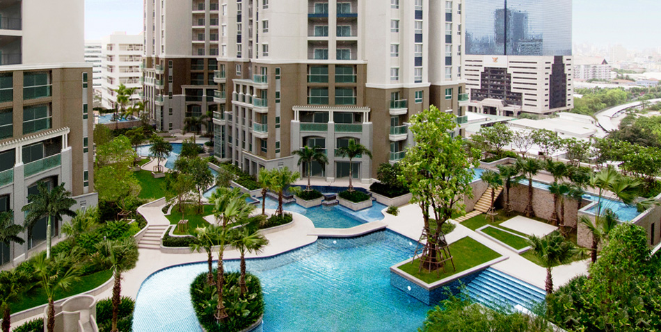 Shambhala Realty Agency's Belle Avenue Ratchada Rama 9 Condominium for Rent in Rama 9 2