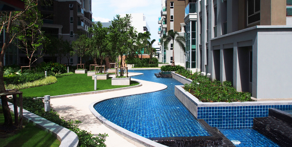 Shambhala Realty Agency's Belle Avenue Ratchada Rama 9 Condominium for Rent in Rama 9 4