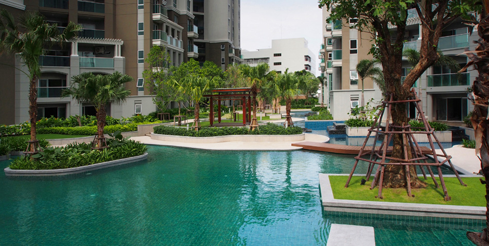 Shambhala Realty Agency's Belle Avenue Ratchada Rama 9 Condominium for Rent in Rama 9 5