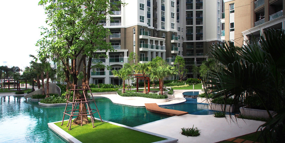 Shambhala Realty Agency's Belle Avenue Ratchada Rama 9 Condominium for Rent in Rama 9 6