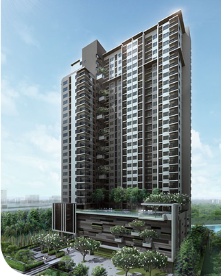 The One Residence Agency's Condo for Sale 1 Bedrooms at Blocs 77 1